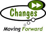 Changes moving Forward logo